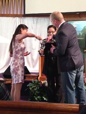 Rob and Xiaoyu get hitched