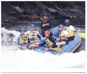 Group at New River Gorge